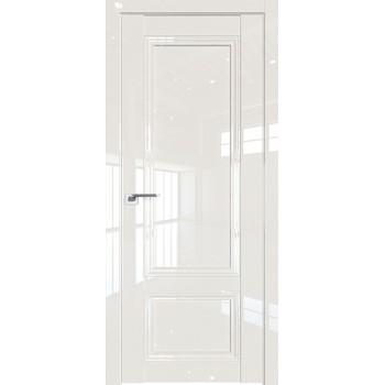 Дверь Профиль дорс 2.102L Магнолия люкс - глухая (Товар № ZF211763)