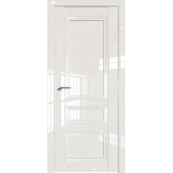 Дверь Профиль дорс 2.108L Магнолия люкс - глухая (Товар № ZF211809)