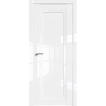 Дверь Профиль дорс 2.100L Белый люкс - глухая (Товар № ZF211760)