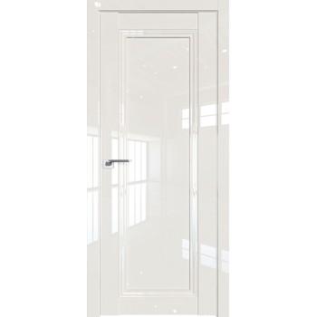Дверь Профиль дорс 2.100L Магнолия люкс - глухая (Товар № ZF211765)