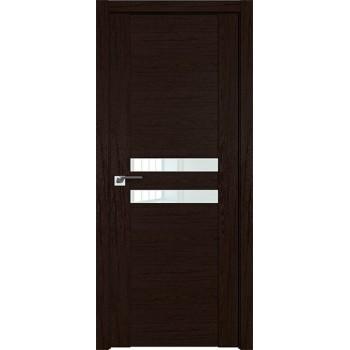 Дверь Профиль дорс 2.03XN Дарк браун - со стеклом (Товар № ZF209663)