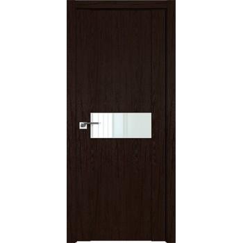Дверь Профиль дорс 2.05XN Дарк браун - со стеклом (Товар № ZF209731)