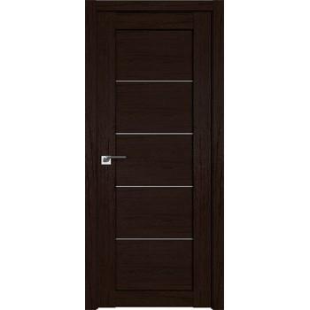 Дверь Профиль дорс 2.11XN Дарк браун - со стеклом (Товар № ZF209738)