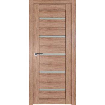 Дверь Профиль дорс 7XN Салинас светлый - со стеклом (Товар № ZF212164)