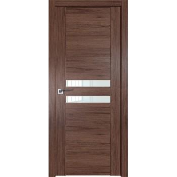Дверь Профиль дорс 2.03XN Салинас темный - со стеклом (Товар № ZF209671)