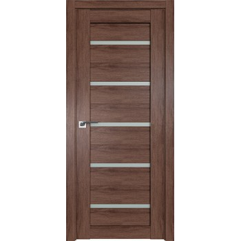 Дверь Профиль дорс 7XN Салинас темный - со стеклом (Товар № ZF212108)
