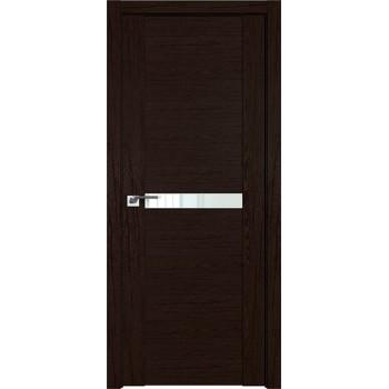 Дверь Профиль дорс 2.01XN Дарк браун - со стеклом (Товар № ZF209650)