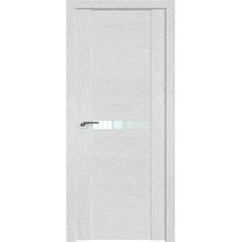 Дверь Профиль дорс 2.01XN Монблан - со стеклом (Товар № ZF209645)