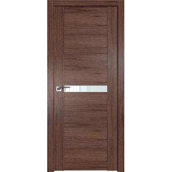 Дверь Профиль дорс 2.01XN Салинас темный - со стеклом (Товар № ZF209654)