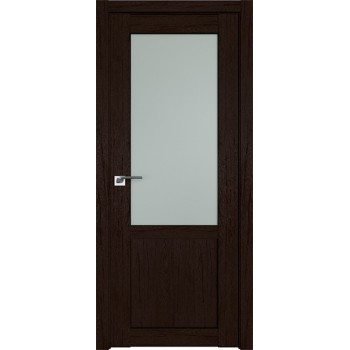 Дверь Профиль дорс 2.17XN Дарк браун - со стеклом (Товар № ZF209744)