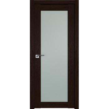 Дверь Профиль дорс 2.19XN Дарк браун - со стеклом (Товар № ZF209746)