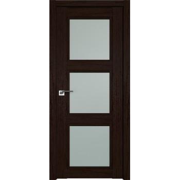 Дверь Профиль дорс 2.27XN Дарк браун - со стеклом (Товар № ZF209749)