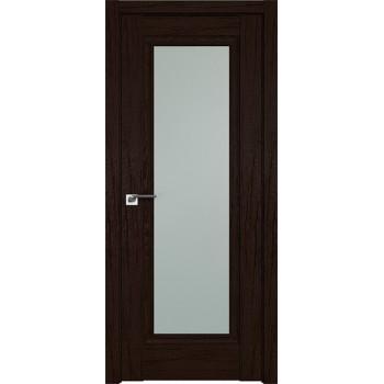 Дверь Профиль дорс 2.35XN Дарк браун - со стеклом (Товар № ZF209757)