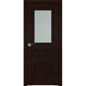 Дверь Профиль дорс 2.39XN Дарк браун - со стеклом (Товар № ZF211930)