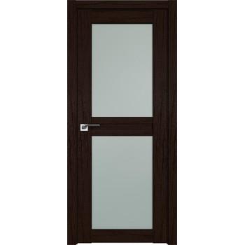 Дверь Профиль дорс 2.44XN Дарк браун - со стеклом (Товар № ZF211931)