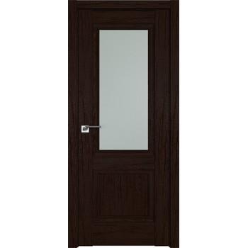 Дверь Профиль дорс 2.37XN Дарк браун - со стеклом (Товар № ZF211929)