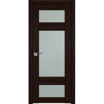 Дверь Профиль дорс 2.46XN Дарк браун - со стеклом (Товар № ZF211935)