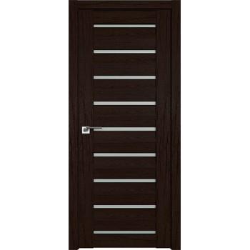 Дверь Профиль дорс 2.49XN Дарк браун - со стеклом (Товар № ZF211937)