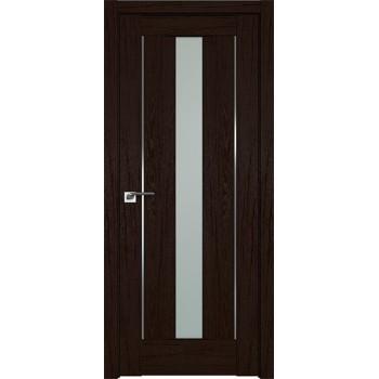 Дверь Профиль дорс 2.48XN Дарк браун - со стеклом (Товар № ZF211939)