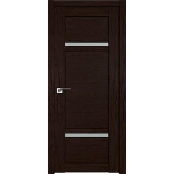 Дверь Профиль дорс 2.45XN Дарк браун - со стеклом (Товар № ZF211940)