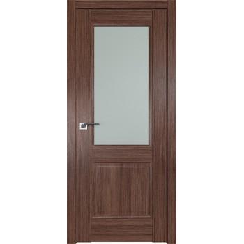 Дверь Профиль дорс 2.42XN Салинас темный - со стеклом (Товар № ZF209840)
