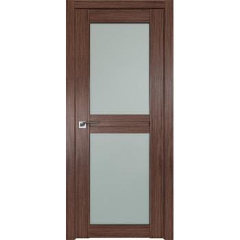 Дверь Профиль дорс 2.44XN Салинас темный - со стеклом (Товар № ZF212092)