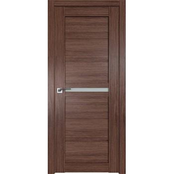 Дверь Профиль дорс 2.43XN Салинас темный - со стеклом (Товар № ZF212093)