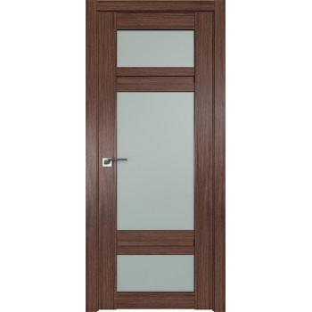 Дверь Профиль дорс 2.46XN Салинас темный - со стеклом (Товар № ZF212099)
