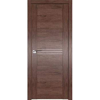 Дверь Профиль дорс 150XN Салинас темный - глухая (Товар № ZF212098)