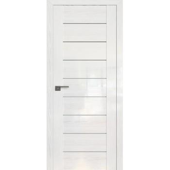 Дверь Профиль дорс 98STP Pine White glossy - со стеклом (Товар № ZF209969)