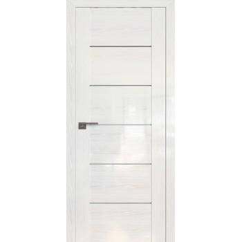Дверь Профиль дорс 99STP Pine White glossy - со стеклом (Товар № ZF209989)