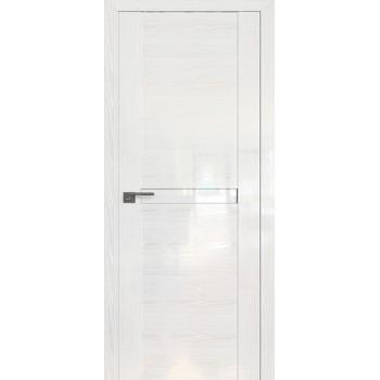Дверь Профиль дорс 2.01STP Pine White glossy - со стеклом (Товар № ZF209997)