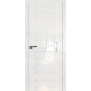Дверь Профиль дорс 2.05STP Pine White glossy - со стеклом (Товар № ZF209990)