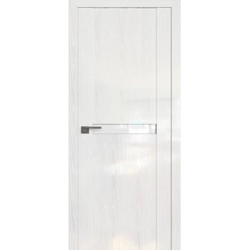Дверь Профиль дорс 2.02STP Pine White glossy - со стеклом (Товар № ZF210010)