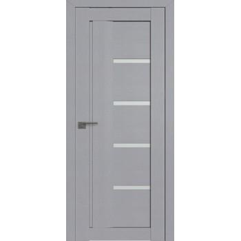 Дверь Профиль дорс 2.08STP Pine Manhattan Grey - со стеклом (Товар № ZF210089)