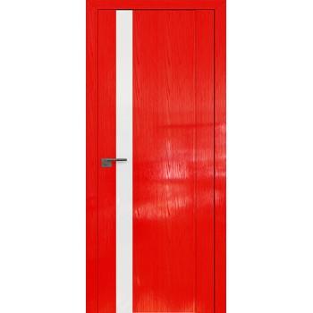Дверь Профиль дорс 62STP Pine Red glossy - со стеклом (Товар № ZF210000)
