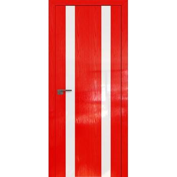 Дверь Профиль дорс 63STP Pine Red glossy - со стеклом (Товар № ZF210012)