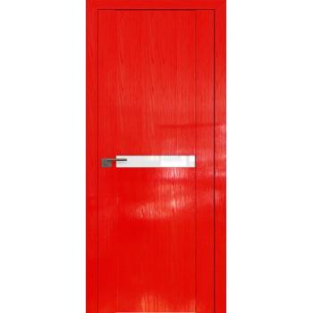 Дверь Профиль дорс 2.02STP Pine Red glossy - со стеклом (Товар № ZF210006)