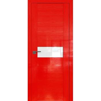 Дверь Профиль дорс 2.05STP Pine Red glossy - со стеклом (Товар № ZF210007)