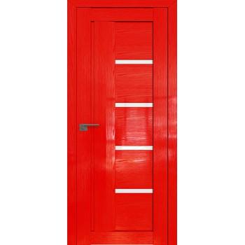 Дверь Профиль дорс 2.08STP Pine Red glossy - со стеклом (Товар № ZF210008)