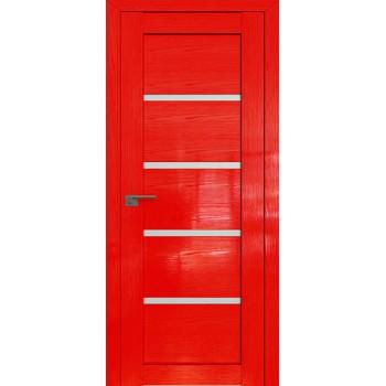 Дверь Профиль дорс 2.09STP Pine Red glossy - со стеклом (Товар № ZF210009)