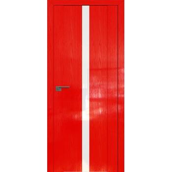 Дверь Профиль дорс 2.04STP Pine Red glossy - со стеклом (Товар № ZF210050)