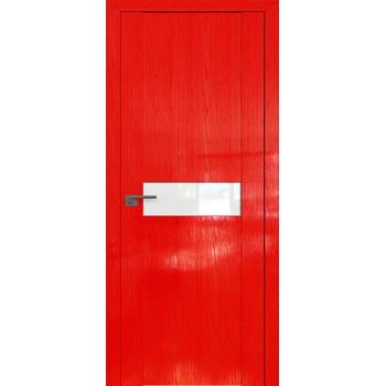 Дверь Профиль дорс 2.06STP Pine Red glossy - со стеклом (Товар № ZF210068)