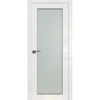 Дверь Профиль дорс 2.19STP Pine White glossy - со стеклом (Товар № ZF210024)
