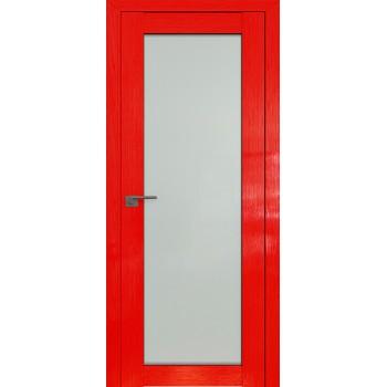 Дверь Профиль дорс 2.19STP Pine Red glossy - со стеклом (Товар № ZF210019)