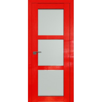 Дверь Профиль дорс 2.13STP Pine Red glossy - со стеклом (Товар № ZF210055)