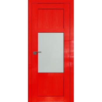 Дверь Профиль дорс 2.15STP Pine Red glossy - со стеклом (Товар № ZF210033)