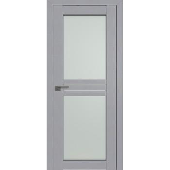 Дверь Профиль дорс 2.56STP Pine Manhattan Grey - со стеклом (Товар № ZF210098)