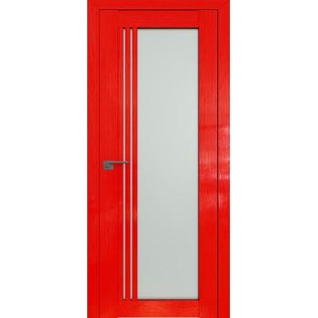 Дверь Профиль дорс 2.51STP Pine Red glossy - со стеклом (Товар № ZF210021)