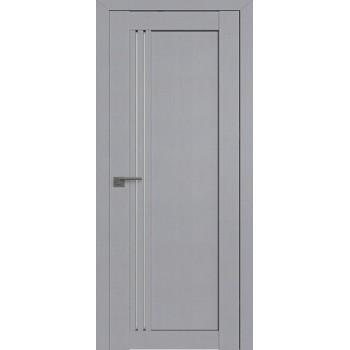 Дверь Профиль дорс 2.50STP Pine Manhattan Grey - со стеклом (Товар № ZF210097)